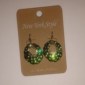 New York Style earrings